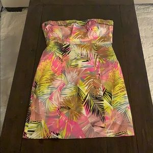 Vibrant party dress